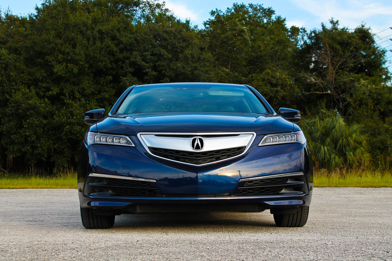 2015 Acura TLX - Driven High Resolution Exterior - image 574434