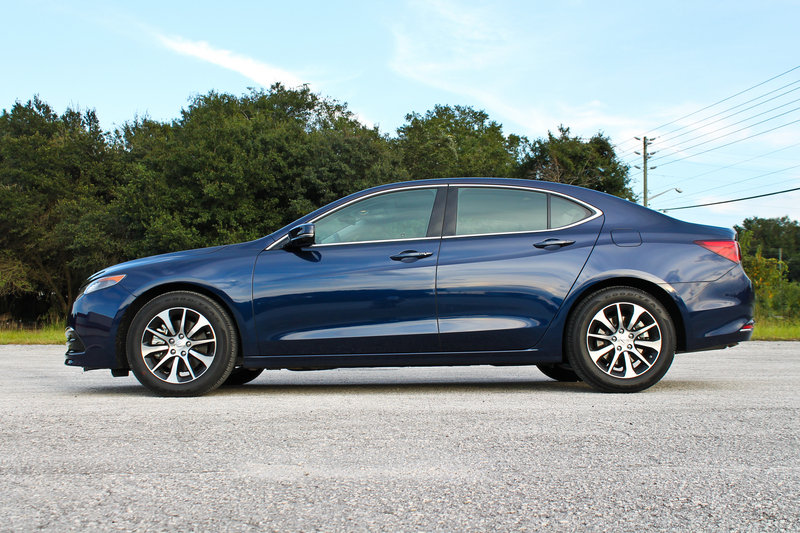 2015 Acura TLX - Driven High Resolution Exterior - image 574436