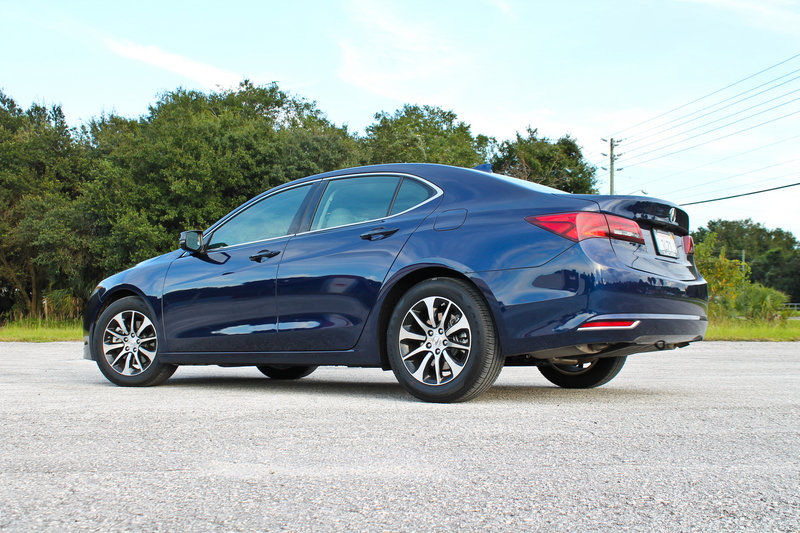 2015 Acura TLX - Driven High Resolution Exterior - image 574437