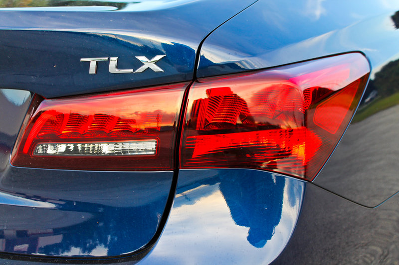 2015 Acura TLX - Driven High Resolution Emblems and Logo Exterior - image 574439