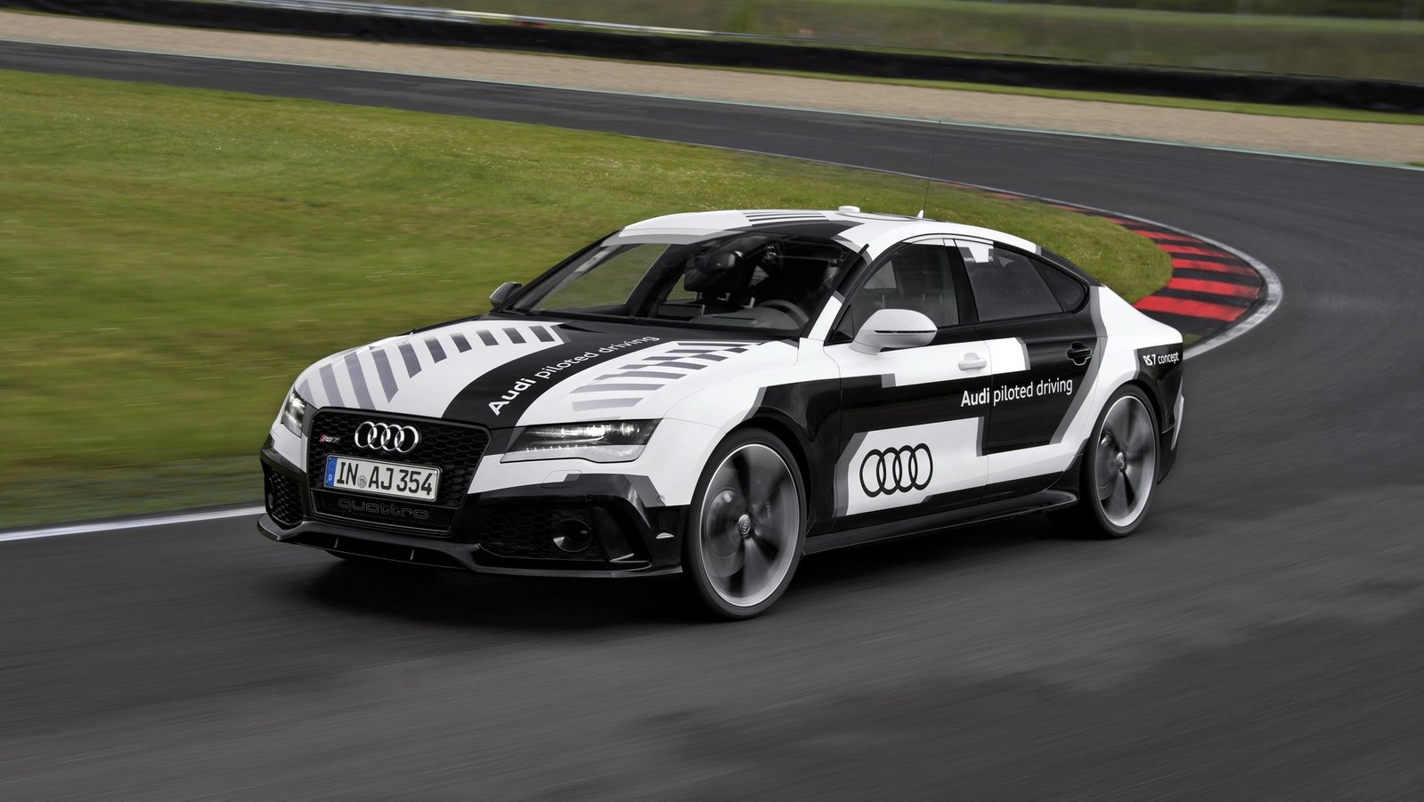 2015 audi rs7 piloted driving concept picture 572684 car review top speed. Black Bedroom Furniture Sets. Home Design Ideas