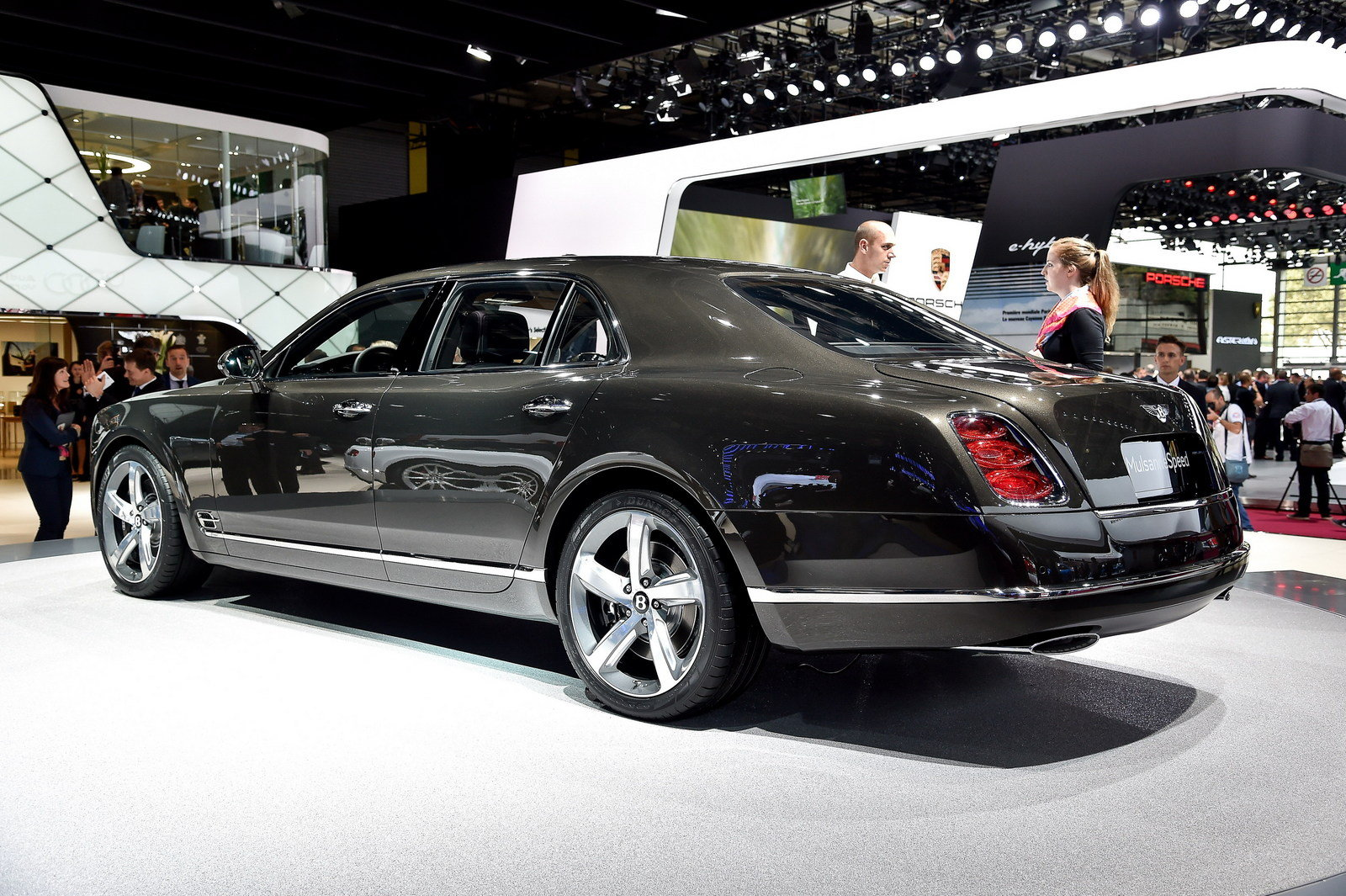 2015 bentley mulsanne speed picture 571299 car review top speed. Black Bedroom Furniture Sets. Home Design Ideas
