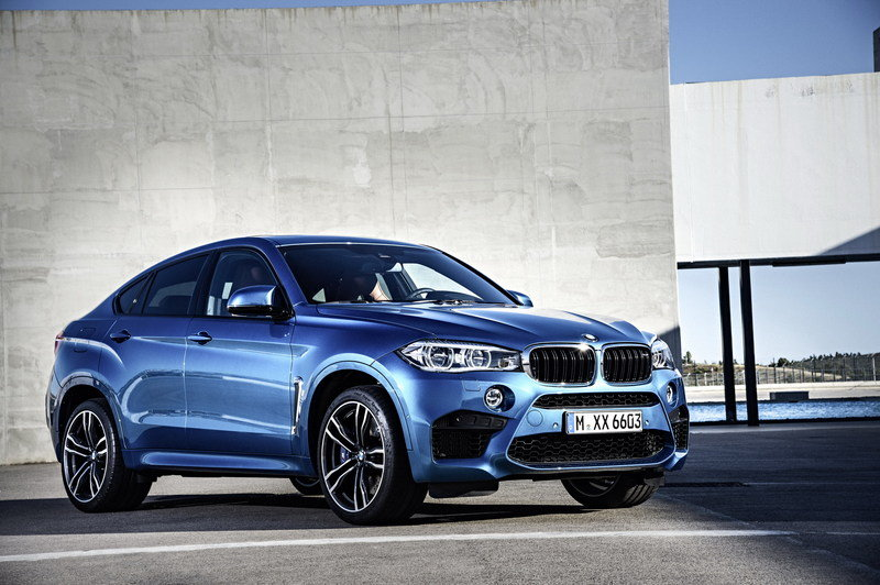 2015 BMW X6 M High Resolution Exterior - image 575095