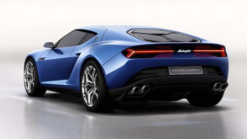 2015 Lamborghini Asterion LPI 910-4 Concept High Resolution Exterior - image 571025