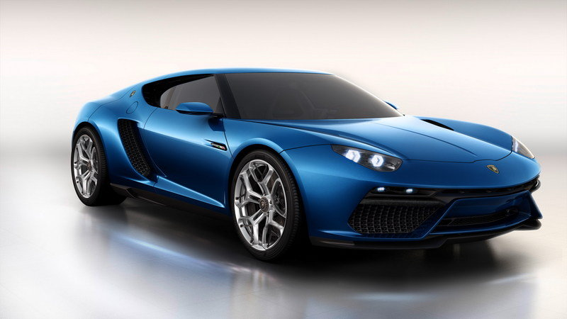 2015 Lamborghini Asterion LPI 910-4 Concept High Resolution Exterior - image 571026