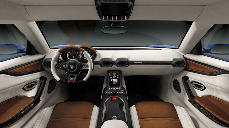 2015 Lamborghini Asterion LPI 910-4 Concept High Resolution Interior - image 571024