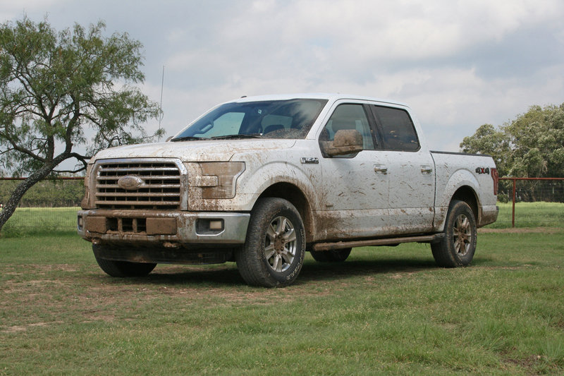 2015 Ford F-150 - First Drive High Resolution Exterior - image 571873