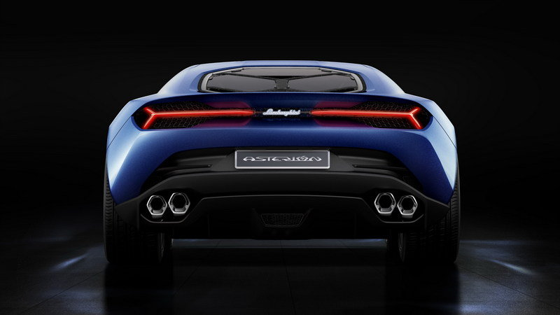 2015 Lamborghini Asterion LPI 910-4 Concept High Resolution Exterior - image 571056