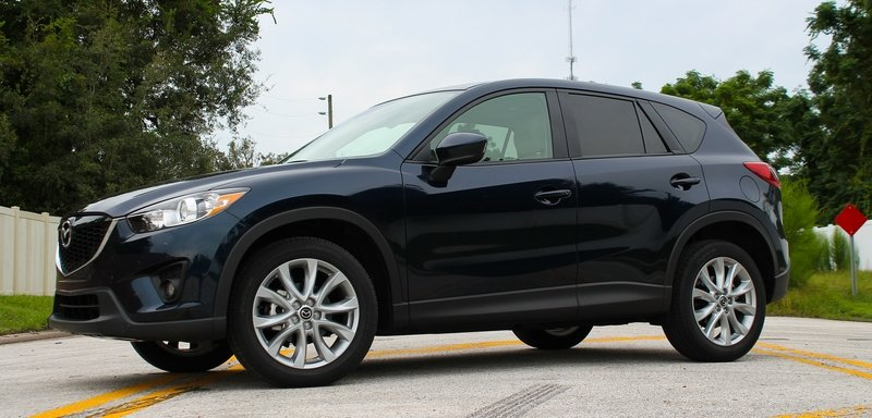 2015 Mazda CX-5 Grand Touring w/ Tech Package - Driven