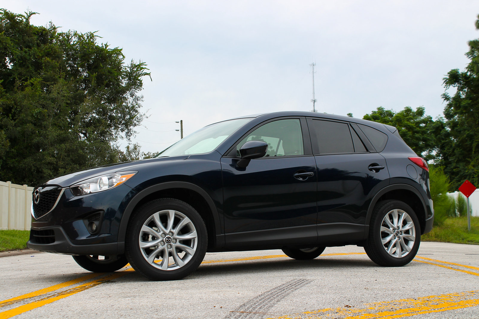 2015 mazda cx 5 grand touring w tech package driven picture 572466 car review top speed. Black Bedroom Furniture Sets. Home Design Ideas