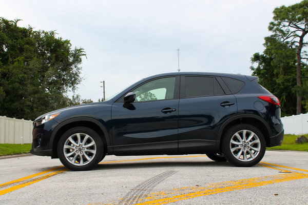 Mazda Cx  Grand Touring Tech Package