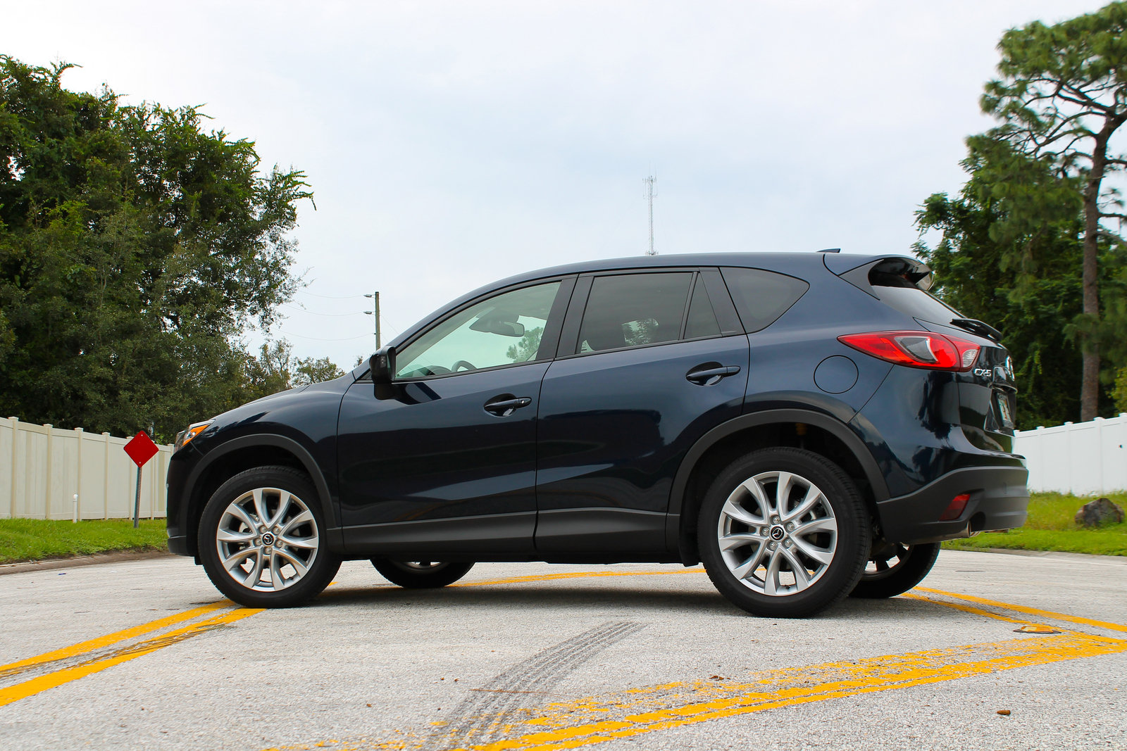 2015 mazda cx 5 grand touring w tech package driven picture 572468 car review top speed. Black Bedroom Furniture Sets. Home Design Ideas