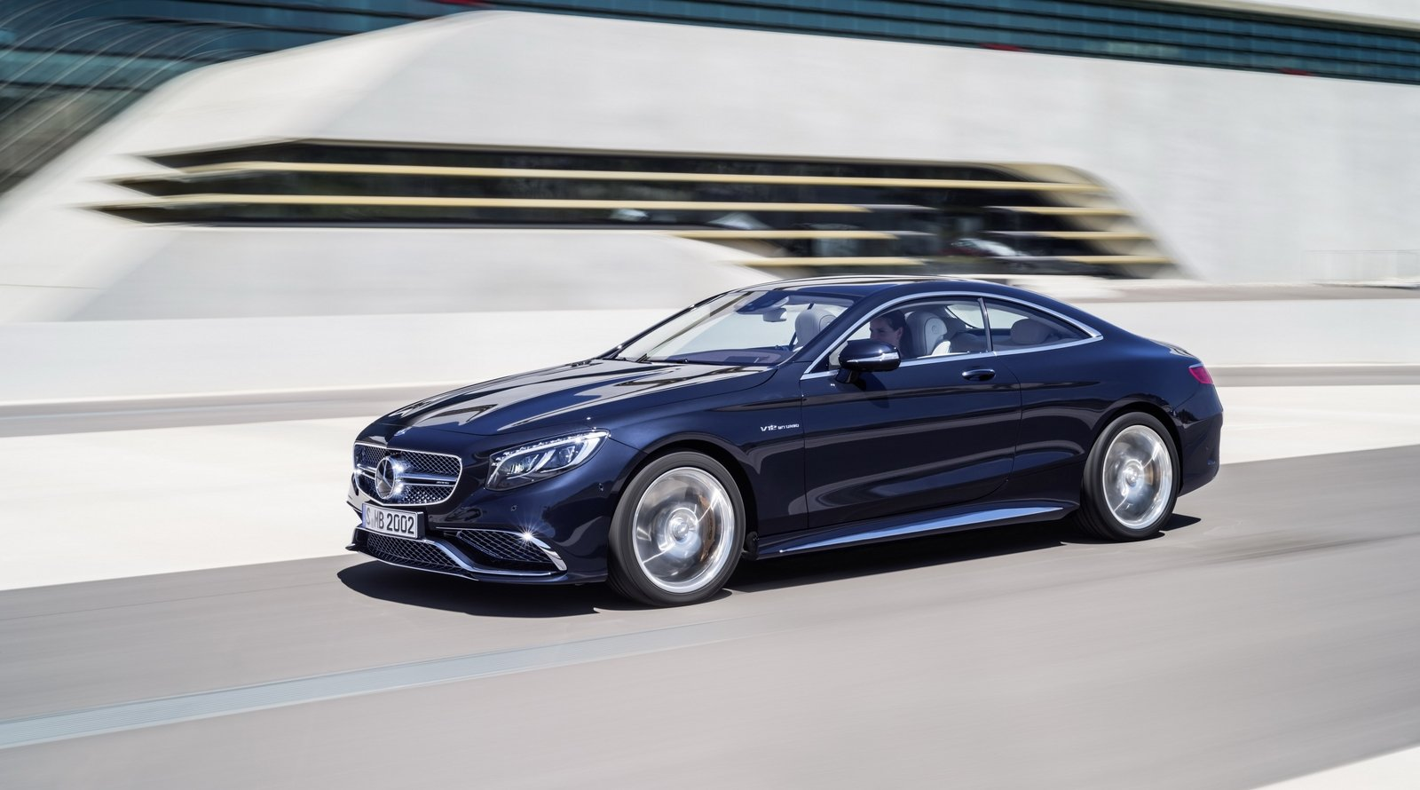 2015 Mercedes S65 AMG Coupe Review  Top Speed