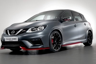 Looks like Nissan will soon be joining the likes of the Golf GTI and Focus ST in the hot-hatch segment.
