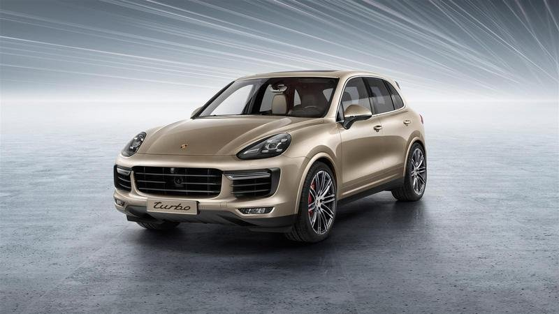 2015 Porsche Cayenne High Resolution Exterior - image 574059
