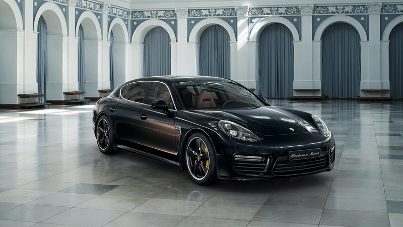 Porsche Panamera Executive Exclusive Sold Out in 48 Hours