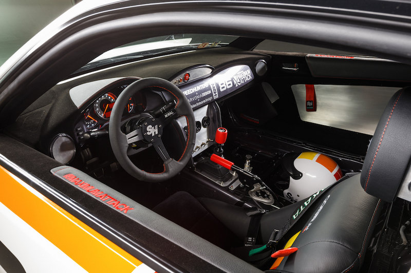 2015 Scion FR-S Speedhunters Maximum Attack Interior - image 575547