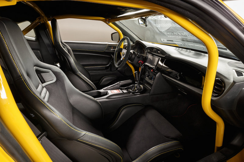 2015 Scion FR-S Super Street Interior - image 575553