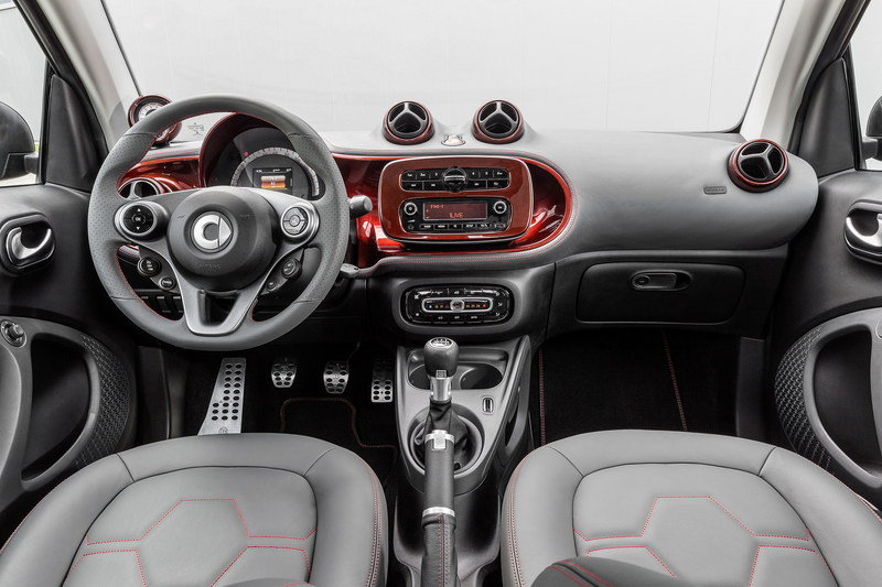 2015 Smart ForTwo Brabus Tailor Made High Resolution Interior - image 571357