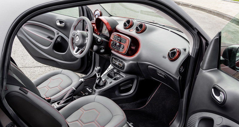 2015 Smart ForTwo Brabus Tailor Made Interior - image 571358