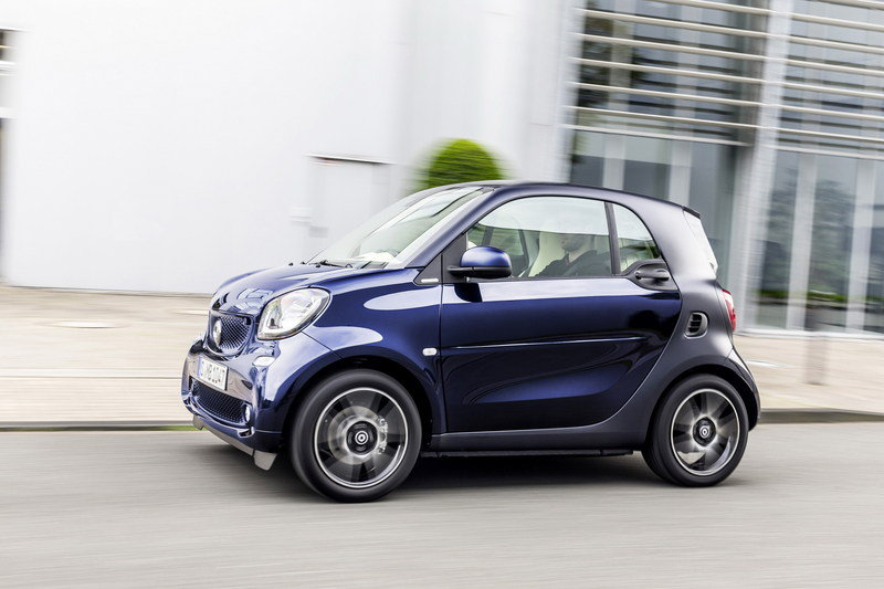 2015 Smart ForTwo Brabus Tailor Made High Resolution Exterior - image 571361