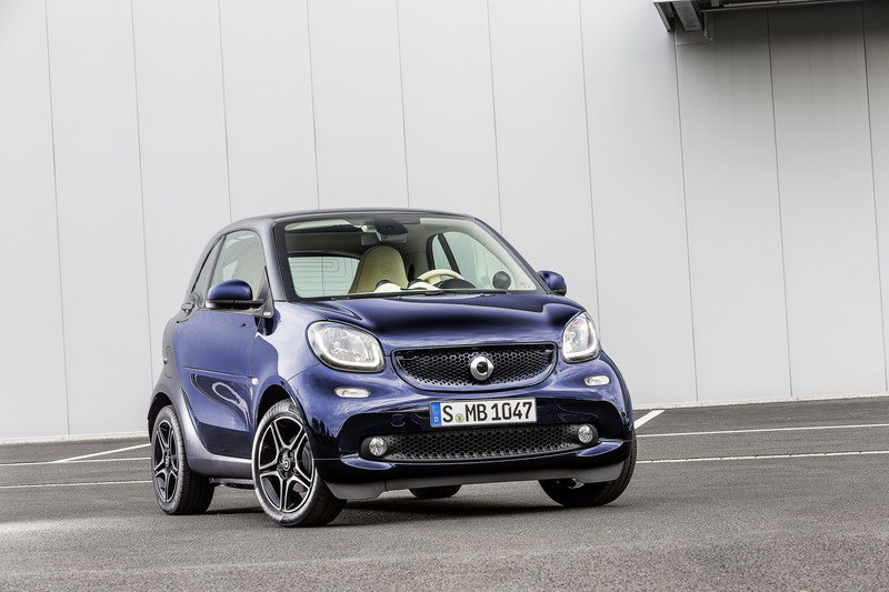 2015 Smart ForTwo Brabus Tailor Made High Resolution Exterior - image 571365