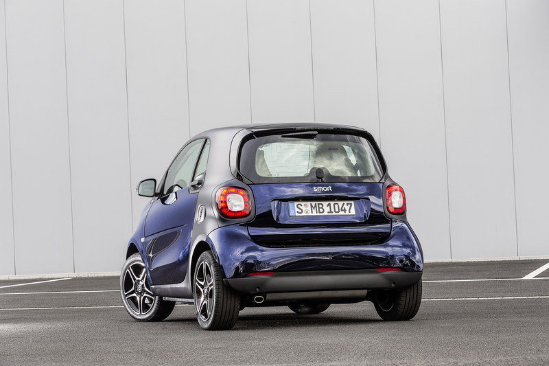2015 Smart ForTwo Brabus Tailor Made High Resolution Exterior - image 571366