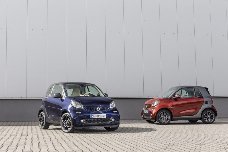 2015 Smart ForTwo Brabus Tailor Made