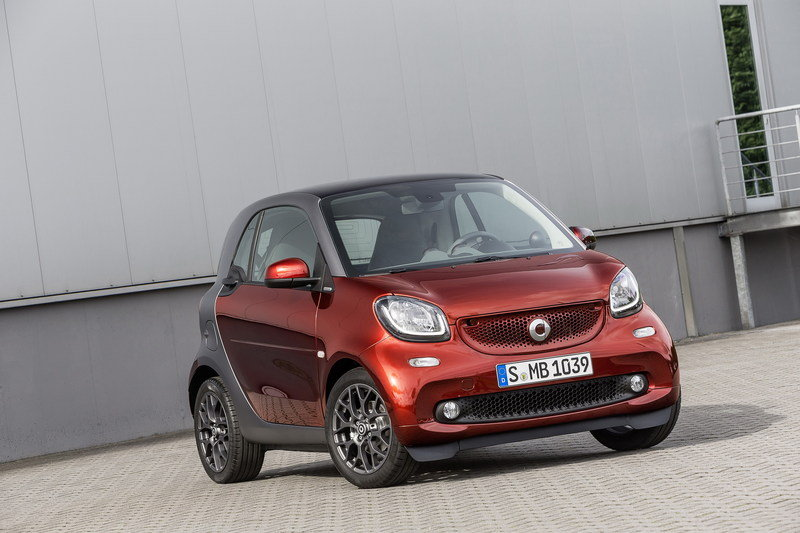 2015 Smart ForTwo Brabus Tailor Made High Resolution Exterior - image 571349