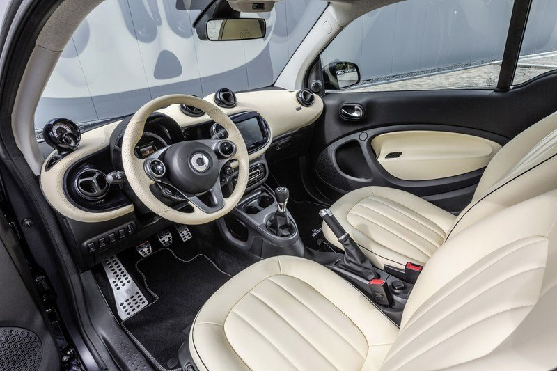 2015 Smart ForTwo Brabus Tailor Made High Resolution Interior - image 571354