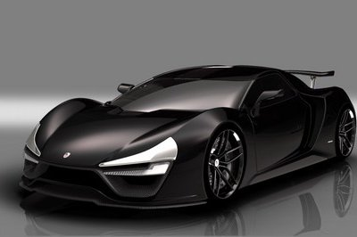 The Trion Nemesis won't become a reality until 2016, but on paper it looks simply amazing.