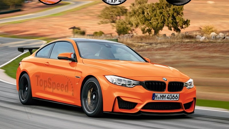 2016 BMW M4 GTS Exterior Exclusive Renderings Computer Renderings and Photoshop - image 571633