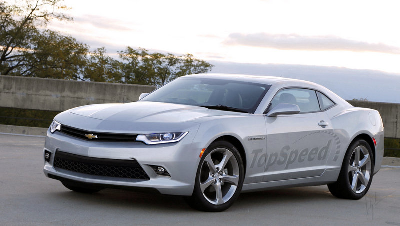 2016 - 2017 Chevrolet Camaro Exterior Exclusive Renderings Computer Renderings and Photoshop - image 571602