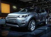 2016 Land Rover Discovery Sport - image 571333