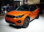 2016 Land Rover Discovery Sport - image 571375