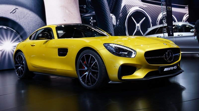 2016 Mercedes-AMG GT Exterior - image 571511