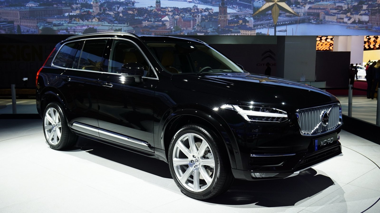 2016 volvo xc90 review top speed. Black Bedroom Furniture Sets. Home Design Ideas