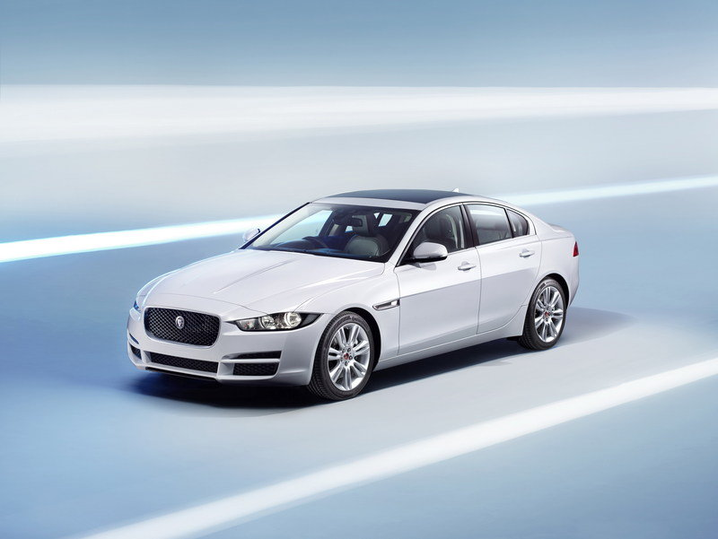 2017 Jaguar XE High Resolution Exterior - image 570800