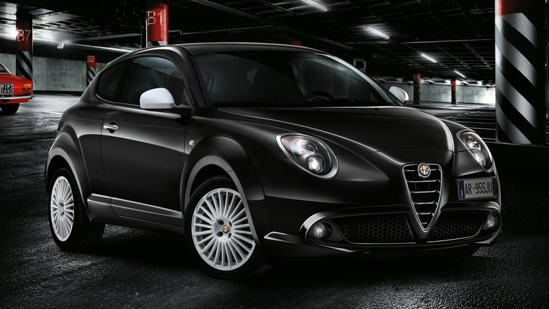 2015 Alfa Romeo MiTo Junior