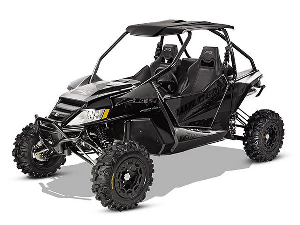 Arctic Cat Wildcat X Limited Top Speed