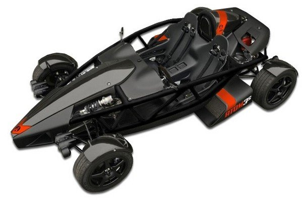 The Ariel Atom 3S is insanity pushed to a whole new level.
