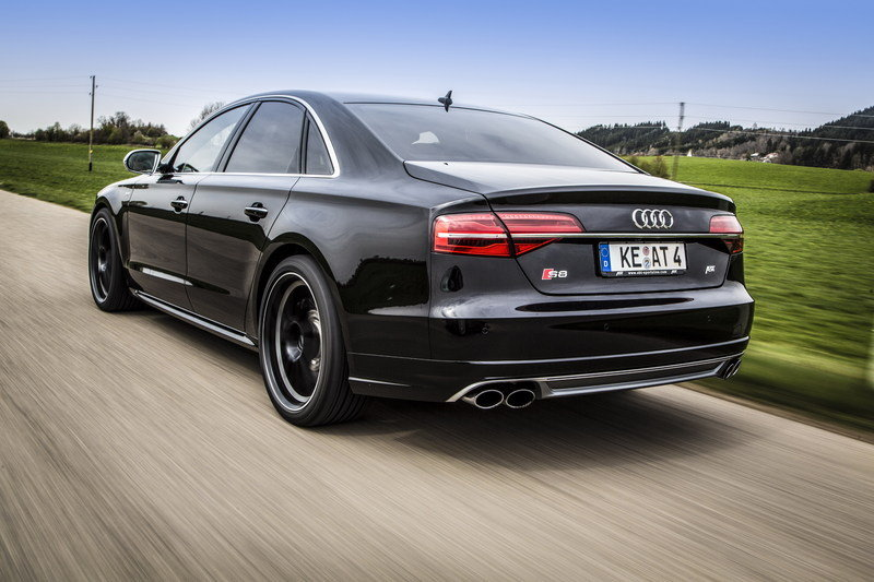 2015 Audi S8 by ABT Sportsline High Resolution Exterior - image 572935