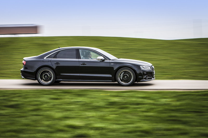 2015 Audi S8 by ABT Sportsline High Resolution Exterior - image 572936