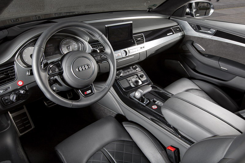 2015 Audi S8 by ABT Sportsline High Resolution Interior - image 572940