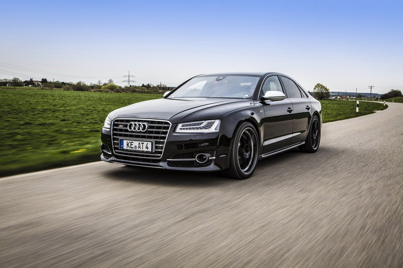2015 Audi S8 by ABT Sportsline High Resolution Exterior Wallpaper quality - image 572934