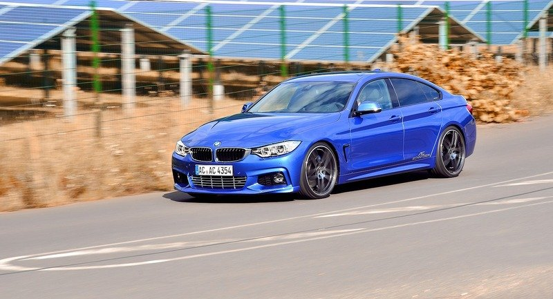 2014 BMW 4 Series Gran Coupe By AC Schnitzer