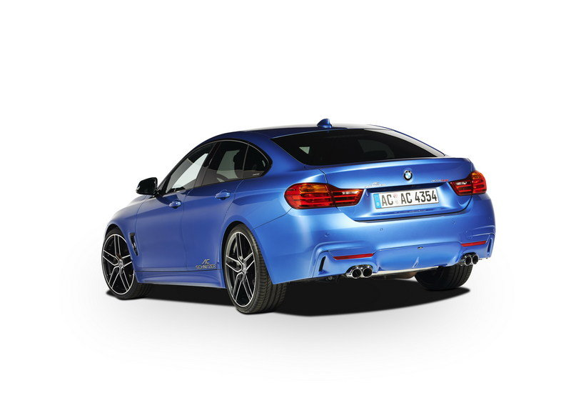 2014 BMW 4 Series Gran Coupe By AC Schnitzer High Resolution Exterior - image 571781