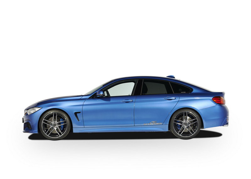 2014 BMW 4 Series Gran Coupe By AC Schnitzer High Resolution Exterior - image 571782