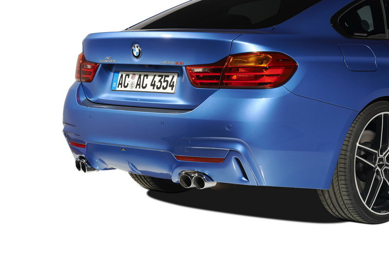 2014 BMW 4 Series Gran Coupe By AC Schnitzer Exterior - image 571784