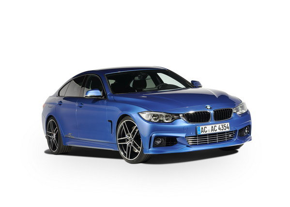 BMW 4 Series Gran Coupe By AC Schnitzer